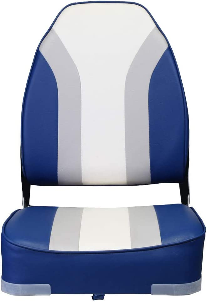Eevelle Wake High Max 43% OFF Back Folding Soldering Rainbow Seat Boat
