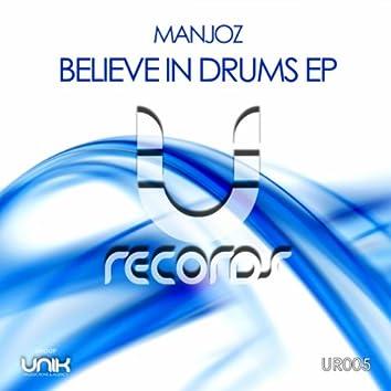 Believe In Drums EP