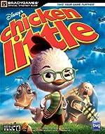 Disney's Chicken Little Official Strategy Guide de BradyGames