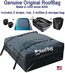 Roofbag Roof Mounted Cargo Carrier