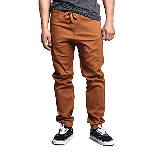 26ffdfbe575 Victorious Mens Twill Jogger Pants