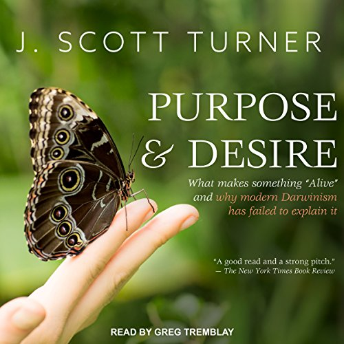 Purpose and Desire audiobook cover art