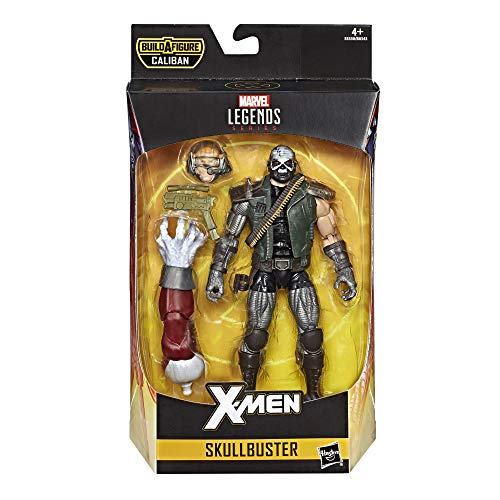 Marvel Legends X-Men Caliban Series Skullbuster Figur
