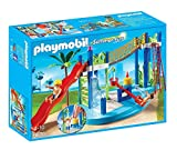 Playmobil Summer Fun Water Park Play Area Juego de construcción - Juguetes de construcción (Juego de construcción, Multicolor, 4 año(s), Niño/niña, 10 año(s), 24 cm)