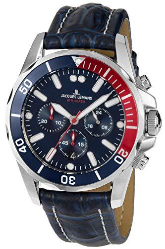 Jacques Lemans Reloj para Hombre 1-2091B