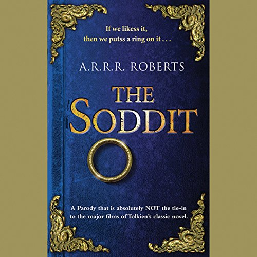 The Soddit audiobook cover art