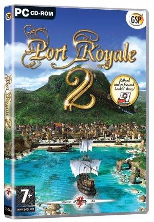 Port Royale 2 (PC CD) [Importación Inglesa]