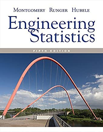 Engineering Statistics 5e + WileyPLUS Registration Card by Douglas C. Montgomery (2011-02-14)