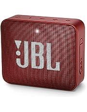 Jbl Go 2 Kleine Muziekbox, Waterdichte, Draagbare Bluetooth-Luidspreker Met Handsfree Functie, Rood