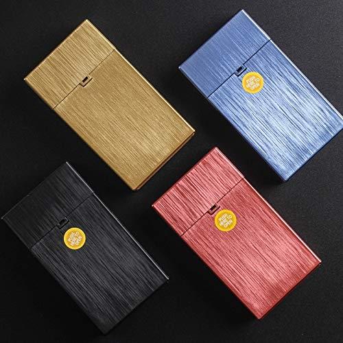 Caja de almacenamiento extra larga para cigarrillos, 110 mm, ABS multifunción, soporte para tabaco, accesorios para fumar, 1 unidad.