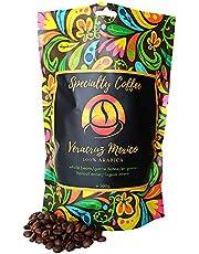Speciale koffie uit Mexico 500g  Single Origin koffiebonen 100% Arabica  Artisanale langzaam medium Roostering  Lage zuurgraad  Ideaal voor volautomatische machines  Verse oogst  Zonder conserveringsmiddelen