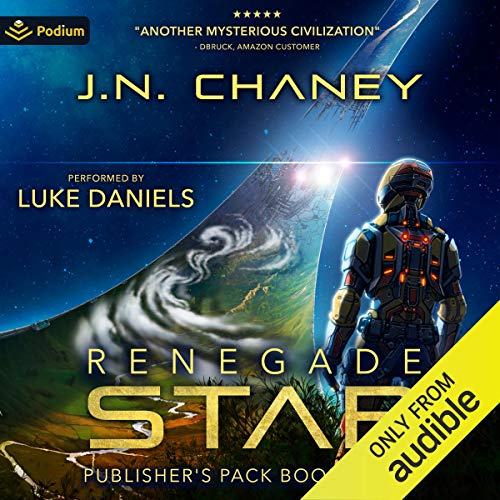 Renegade Star: Publisher's Pack 7  By  cover art