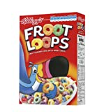 Kelloggs Fruit Loops 285gm
