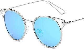 640903cf28 LULUVicky-CS Gafas de Sol clásicas para Mujer para Hombre Gafas de Sol  polarizadas Vintage