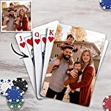 Custom Playing Cards Personalized Photo &...