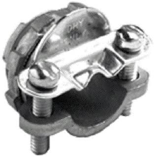 Bridgeport 566-DC2 3/8-Inch Ac/Mc/Nm-B Connector,100-Pack