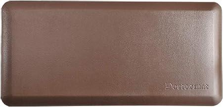 アサヒ軽金属 キッチンマット 「ドクターマット Sサイズ」リッチブラウン