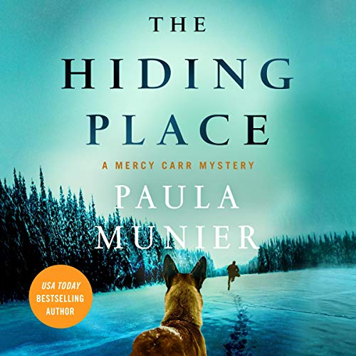 The Hiding Place Audiobook By Paula Munier cover art