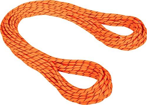 Mammut 8.7 Alpine Sender Dry Kletterseil, Safety orange, 70m