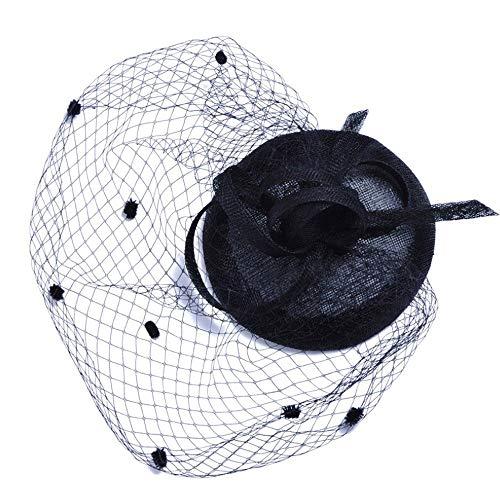 Damenmütze De Punto De Invierno Cap Clásico Sombreros Accesorios Gorros Casquillos Mujeres Moda De Boda Penny Malla Bandas De Sombrero Y El Sombrero De Muelles Partido