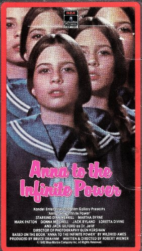 Anna to the Infinite Power [VHS]