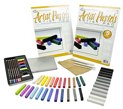 Royal Special Value Artist's Pastel Drawing Pack