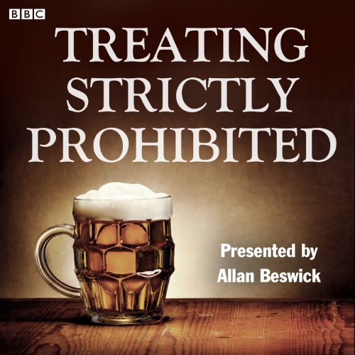 Treating Strictly Prohibited audiobook cover art