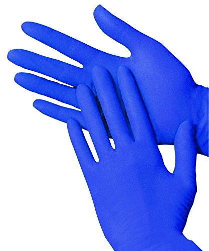 Microflex N194 Cobalt Blue, Powder-Free Gloves, XL, Nitrile (Pack of 100)