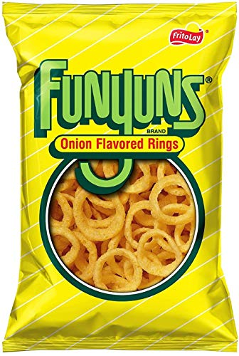 Funyuns Onion Flavoured Rings 163 g