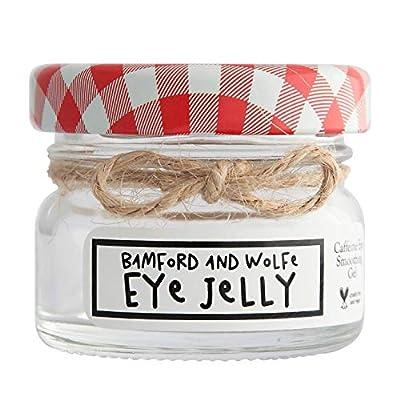 Eye Jelly- Caffeine Smoothing Eye Gel For Wrinkles, Puffy Eyes And Dark Circles