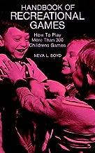 Handbook of Recreational Games