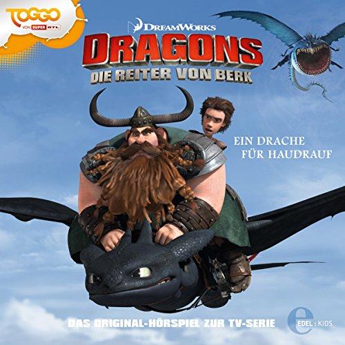 Ein Drache für Haudrauf (Dragons: Staffel 1 - Die Reiter von Berk 3) Titelbild