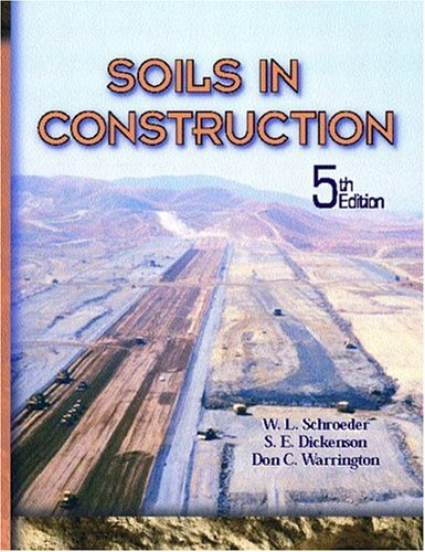 Image OfSoils In Construction, 5th Edition