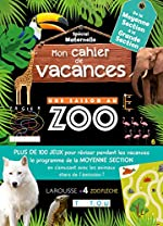 Cahier de vacances Une Saison Au Zoo Moyenne Section d'Aurore Meyer