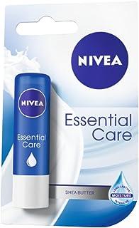 Nivea Essential Care Lip Balm, 4.8 Grams