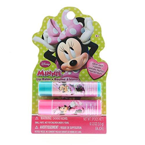 Minnie Lip Balm - Cotton Candy & Watermelon
