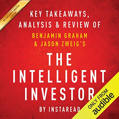 The Intelligent Investor: The Definitive Book on Value Investing, by Benjamin Graham and Jason Zweig Titelbild
