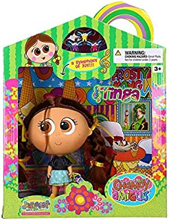 Distroller Tinga Doll from Amiguis Collection by KSI Merito
