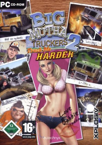 Big Mutha Truckers 2 - Truck Me Harder [Importación alemana]
