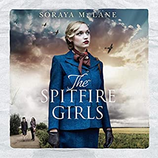 The Spitfire Girls audiobook cover art