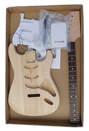 HOSCO エレキギターキット STタイプ ER-KIT-ST
