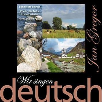 Wir Singen Deutsch - Böhmische Heimat