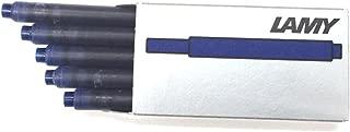 LAMY ラミー カートリッジインク ブルーブラック LT10BLBK 正規輸入品