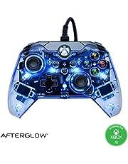 アフターグロー 有線 コントローラー Afterglow Wired Controller for Xbox One, Series x/s and PC, 048-121-NA
