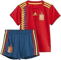 adidas Federación Española de Fútbol - Conjunto Bebé-Niños