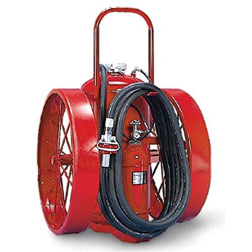 Amerex Direct Pressure Wheeled Fire Extinguishers EXTG 300# ABC 36
