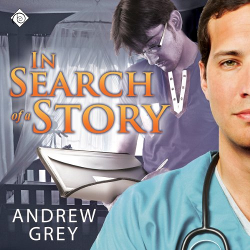 In Search of a Story audiobook cover art