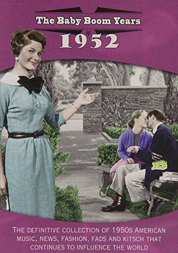 Baby Boom Years: 1952 [DVD] [Region 1] [NTSC] [US Import]