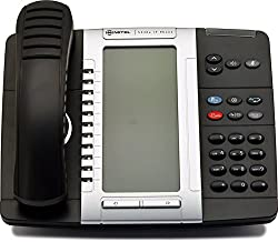 MITEL 5330e VoIP Dual Mode Gigabit Phone (50006476) (Renewed) photo