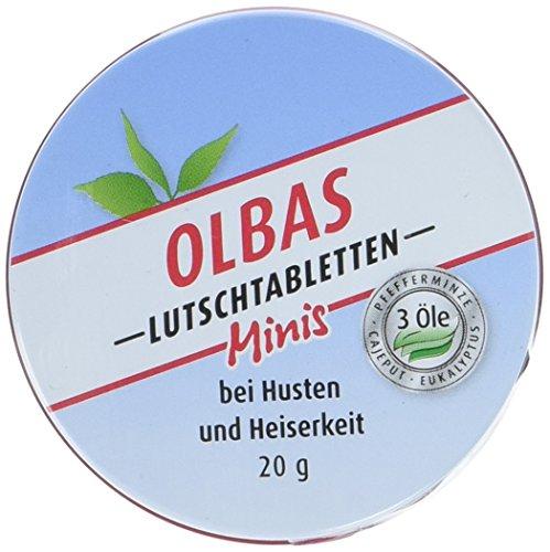 Salus OLBAS Minis Klassik Lutschtabletten, 5er Pack (5 x 20 g)